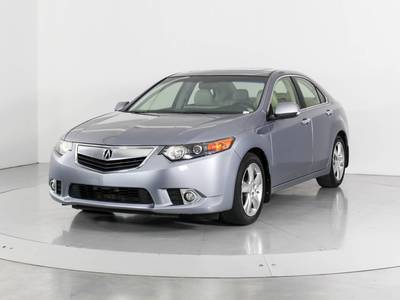 Used ACURA TSX 2013 WEST PALM