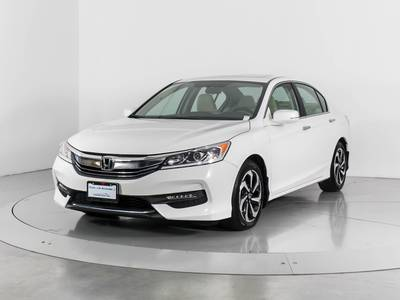 Used HONDA ACCORD 2016 WEST PALM EX