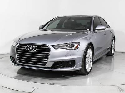 Used AUDI A6 2016 WEST PALM Premium Plus Quattro