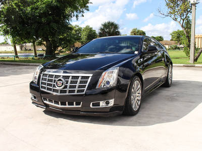 Used CADILLAC CTS 2012 MARGATE PERFORMANCE