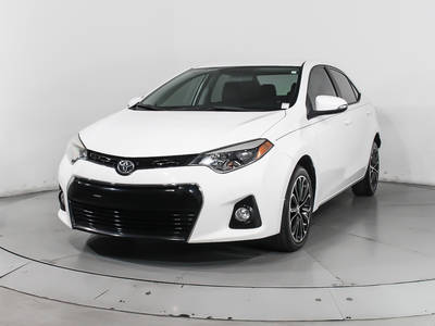 Used TOYOTA COROLLA 2015 MARGATE S Plus