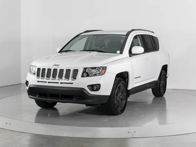 Used JEEP COMPASS 2014 WEST PALM LATITUDE