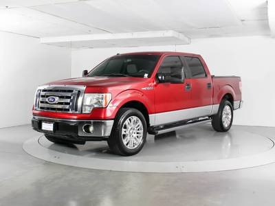 Used FORD F-150 2010 WEST PALM Xlt
