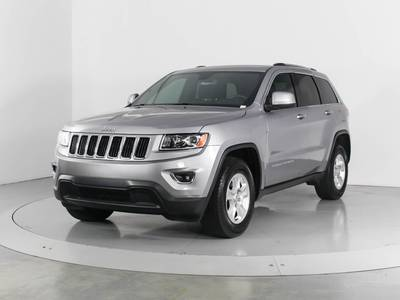 Used JEEP GRAND-CHEROKEE 2016 WEST PALM LAREDO