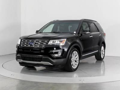 Used FORD EXPLORER 2016 WEST PALM LIMITED