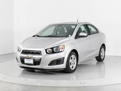 Used CHEVROLET SONIC 2013 WEST PALM LS