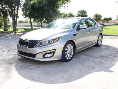 Used KIA OPTIMA 2015 MIAMI Ex Tech Package