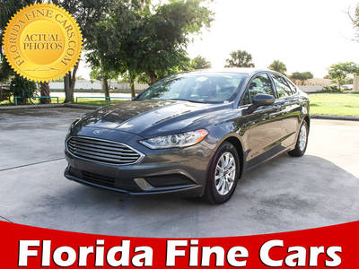 Used FORD FUSION 2017 MARGATE S