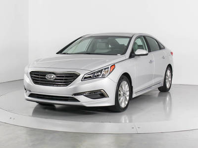 Used HYUNDAI SONATA 2015 WEST PALM LIMITED