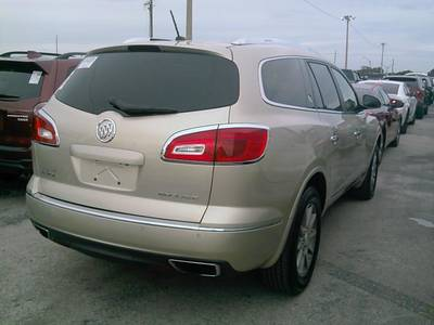Used BUICK ENCLAVE 2013 WEST PALM LEATHER