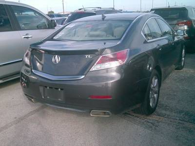 Used ACURA TL 2013 MARGATE Tech