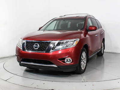 Used NISSAN PATHFINDER 2015 MIAMI Sv