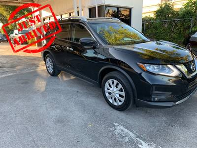 Used NISSAN ROGUE 2017 HOLLYWOOD S