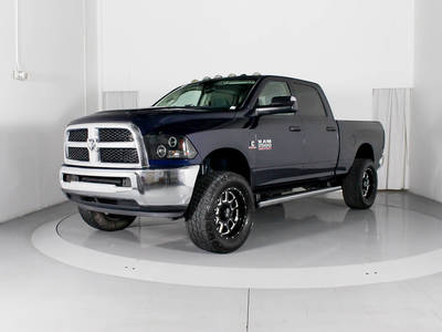 Used RAM 2500 2016 MIAMI TRADESMAN