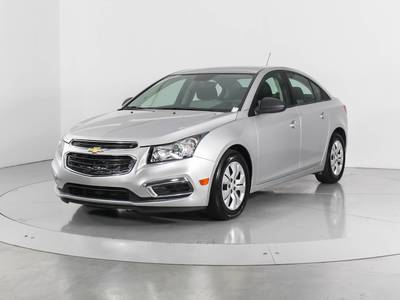 Used CHEVROLET CRUZE 2015 WEST PALM 1LS