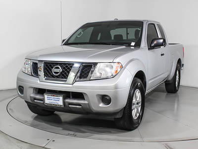 Used NISSAN FRONTIER 2017 MIAMI Sv King Cab