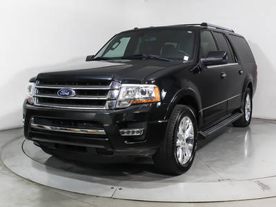 Used FORD EXPEDITION-EL 2015 HOLLYWOOD LIMITED