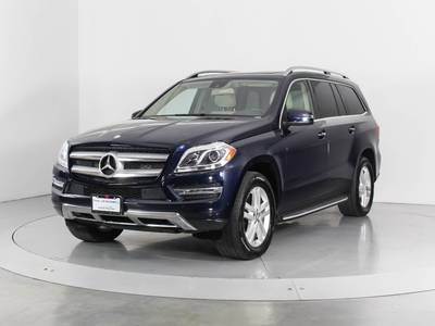 Used MERCEDES-BENZ GL-CLASS 2016 WEST PALM GL450 4MATIC