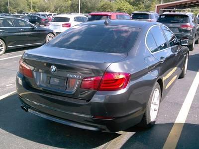 Used BMW 5-SERIES 2012 WEST PALM 528I