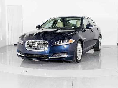 Used JAGUAR XF 2012 MARGATE