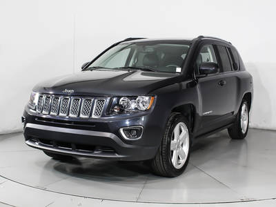 Used JEEP COMPASS 2014 MIAMI High Altitude