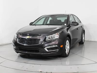 Used CHEVROLET CRUZE-LIMITED 2016 MIAMI 1LT