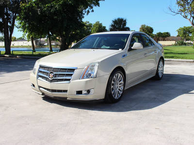 Used CADILLAC CTS 2010 MARGATE PERFORMANCE