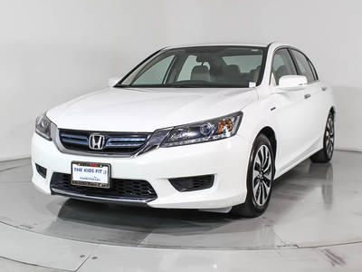 Used HONDA ACCORD-HYBRID 2015 MIAMI Hybrid