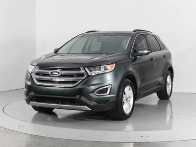 Used FORD EDGE 2015 WEST PALM SEL