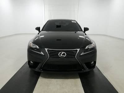 Used LEXUS IS-250 2015 MARGATE