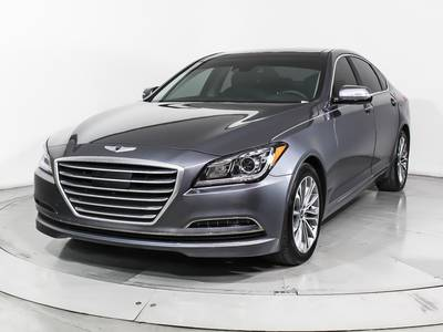 Used HYUNDAI GENESIS 2015 MIAMI Technology Package