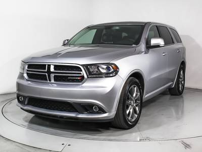 Used DODGE DURANGO 2017 MIAMI GT