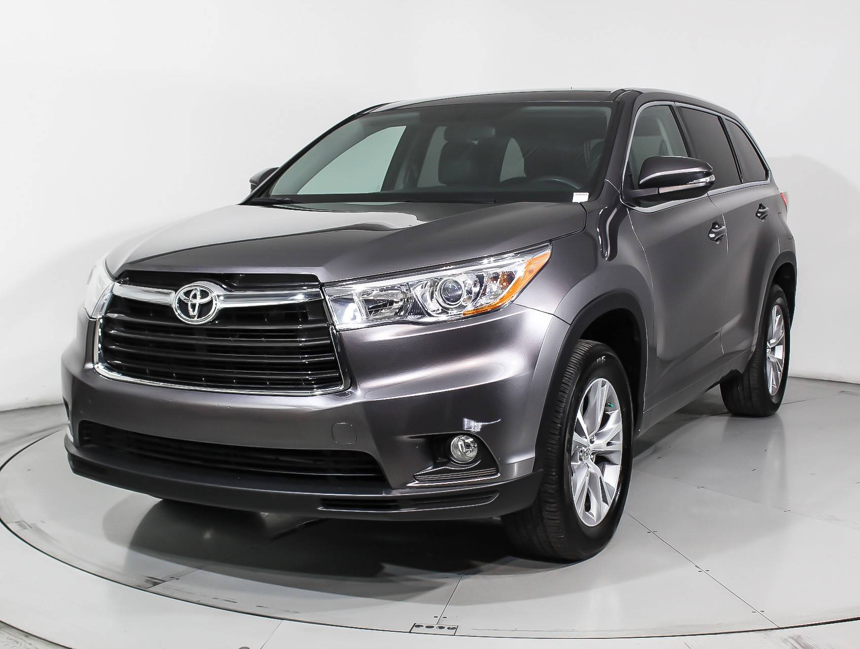 Used 2017 Toyota Highlander Le Plus V6 Suv For In West Palm Fl 99993 Florida Fine Cars