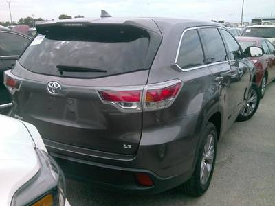 Used TOYOTA HIGHLANDER 2015 MIAMI Le Plus