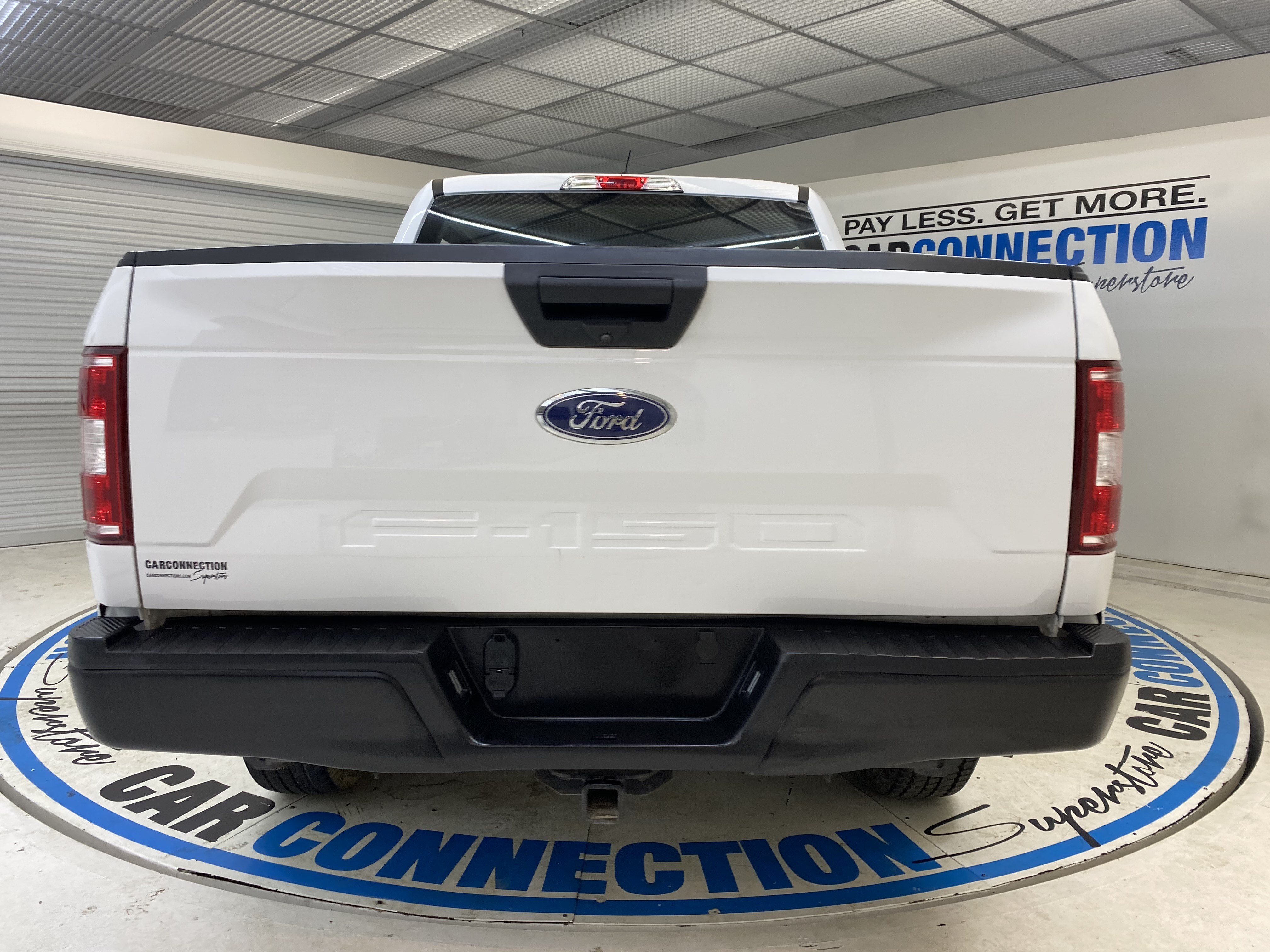 Car Connection Superstore - Used vehicle - Truck FORD F-150 Crew 2018