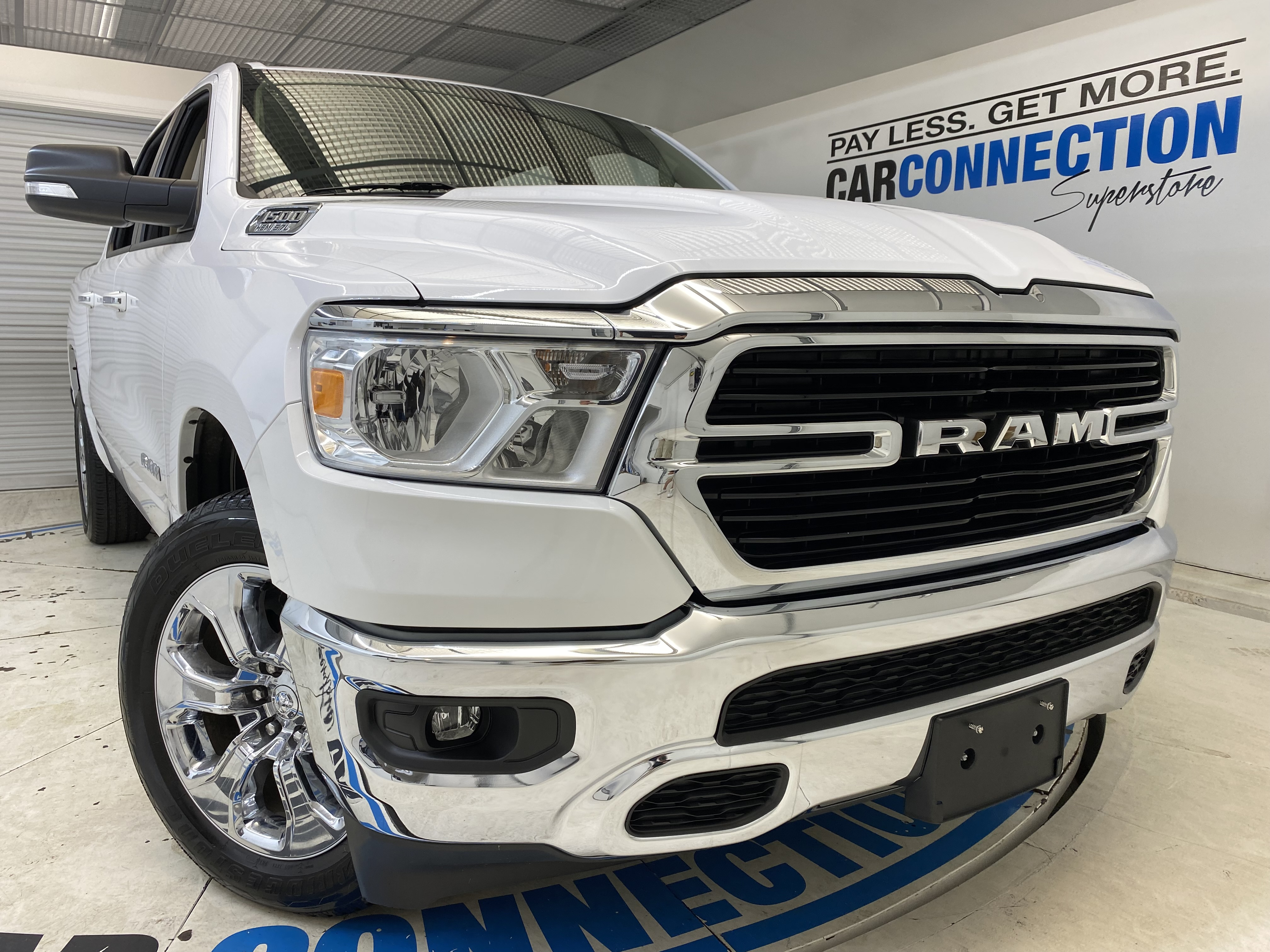 Car Connection Superstore - Used vehicle - Truck RAM 1500 CREW 2019