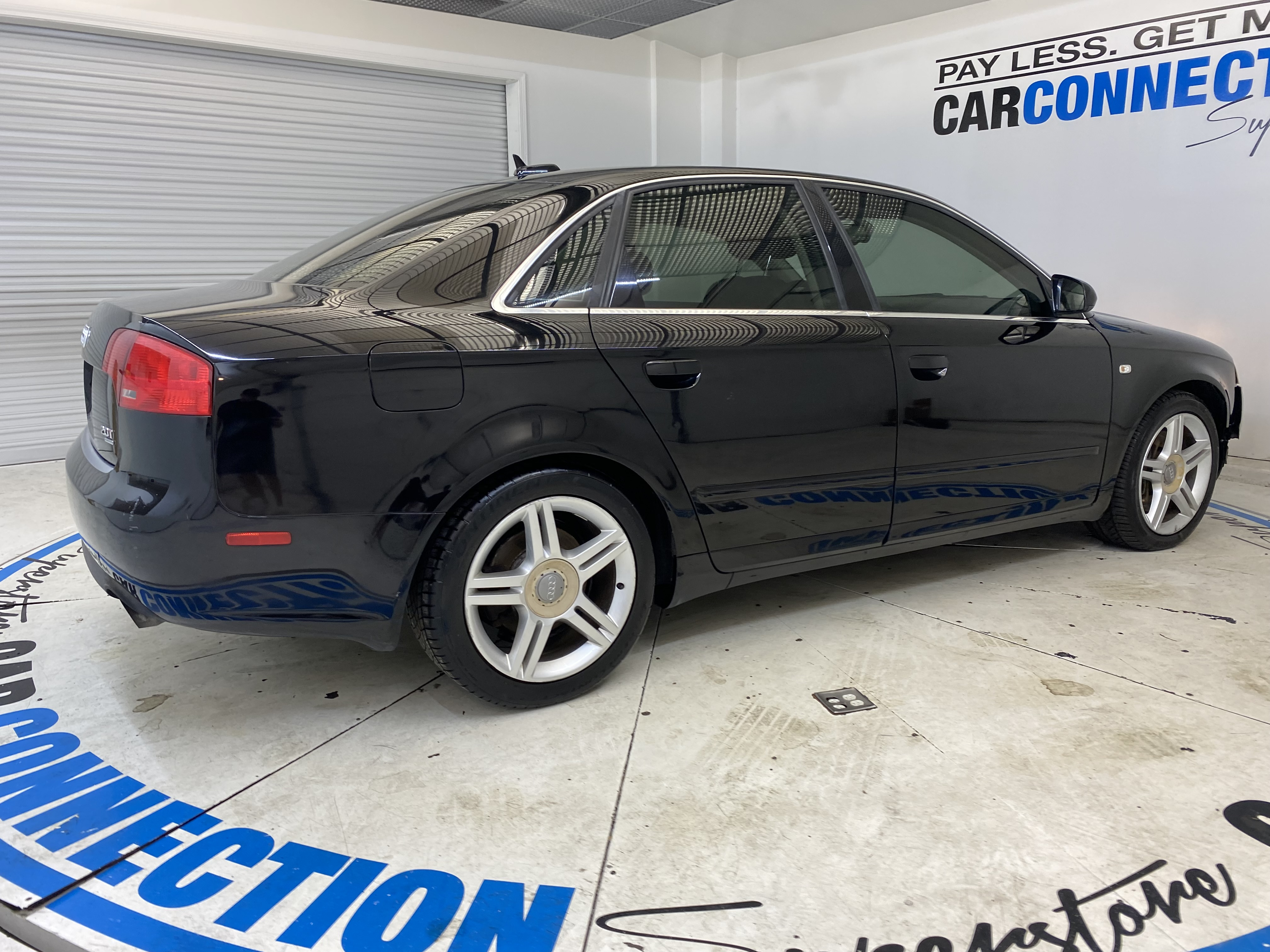 Car Connection Superstore - Used vehicle - Sedan AUDI A4 2006