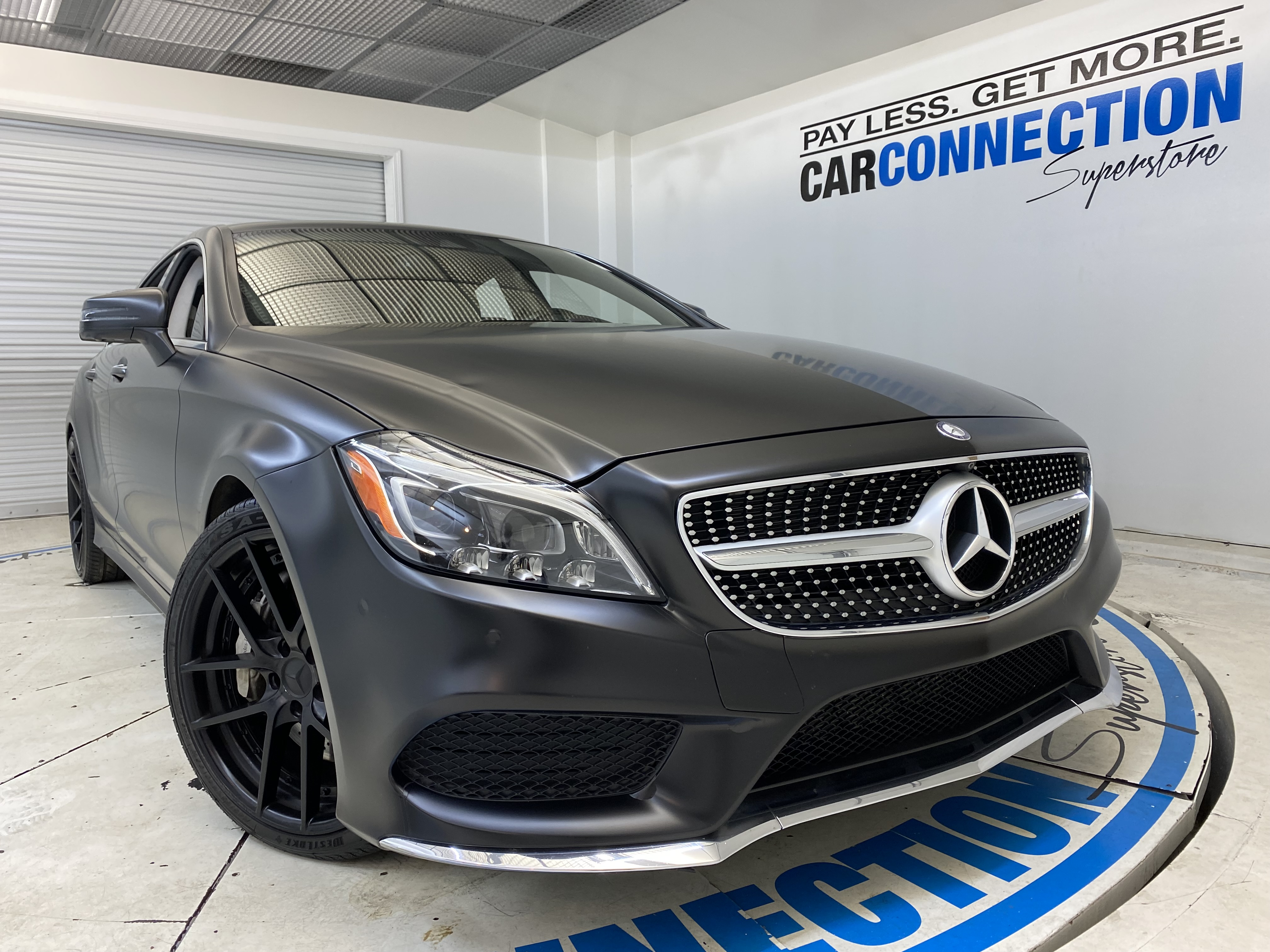 Car Connection Superstore - Used vehicle - Sedan MERCEDES-BENZ CLS-CLASS 2015