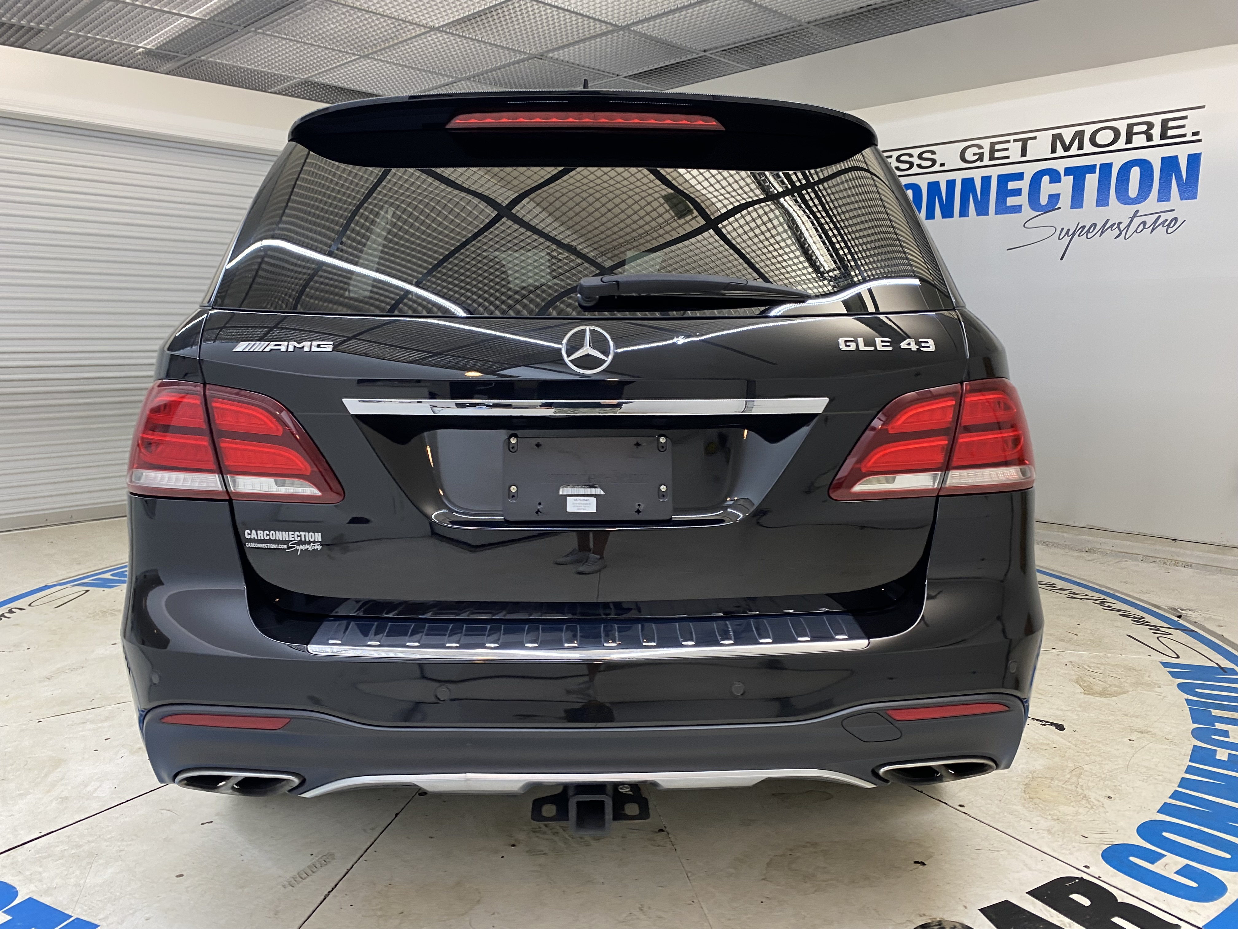 Car Connection Superstore - Used vehicle - SUV MERCEDES-BENZ GLE 2018