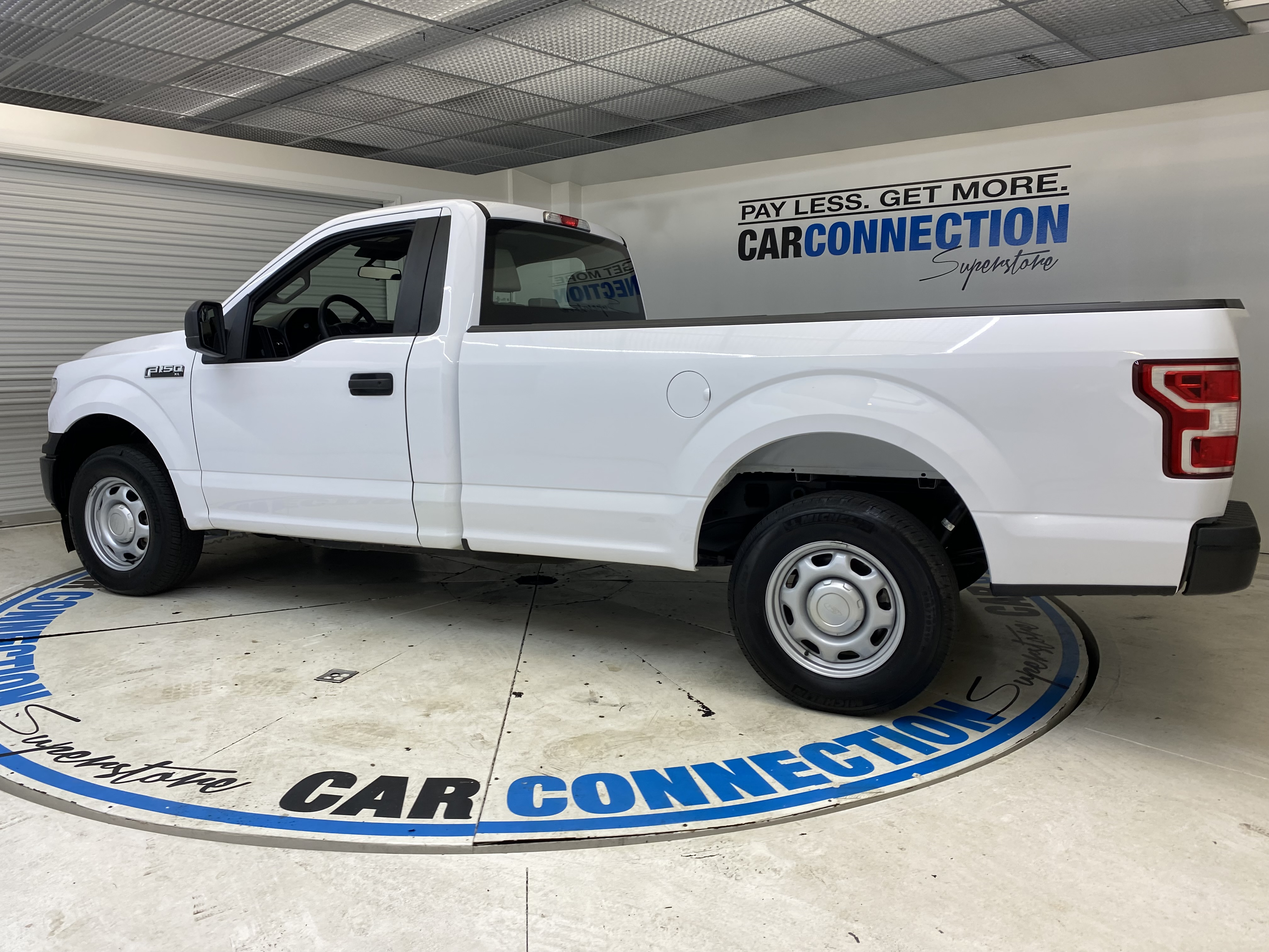 Car Connection Superstore - Used vehicle - Truck FORD F-150 Long Bed 2020