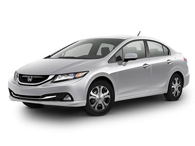 Used HONDA CIVIC 2015 AMERIDRIVE LLC LX
