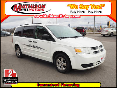 Used Dodge Grand-Caravan 2008 MATHISON Se