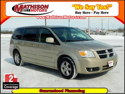 Used Dodge Grand-Caravan 2008 MATHISON Sxt