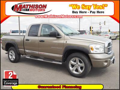 Used Dodge Ram-Pickup-1500 2007 MATHISON Laramie