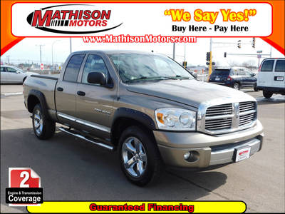Used Dodge Ram-Pickup-1500 2007 MATHISON Laramie