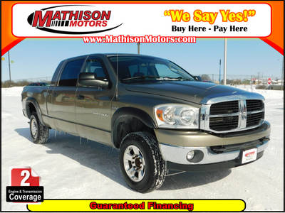 Used Dodge Ram-Pickup-1500 2007 MATHISON Slt