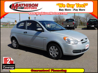 Used Hyundai Accent 2009 MATHISON Gs