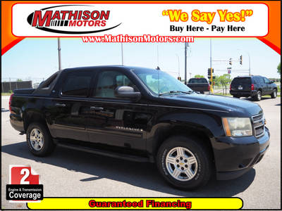 Used Chevrolet Avalanche 2007 MATHISON Ls