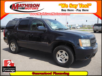 Used Chevrolet Tahoe 2007 MATHISON LT