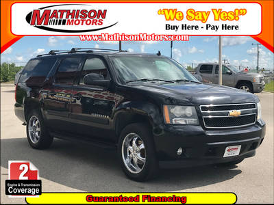 Used Chevrolet Suburban 2007 MATHISON LT